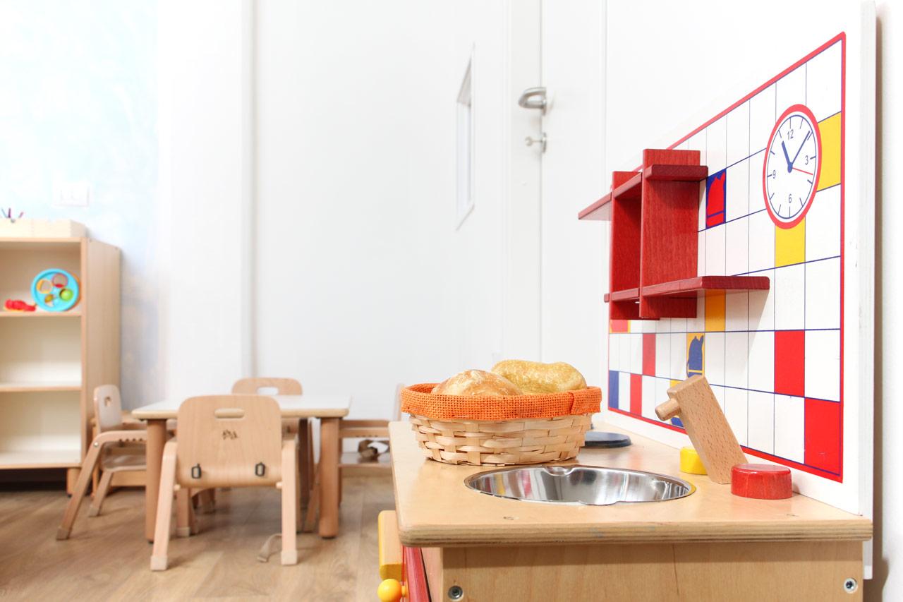 Tre piccoli gufi gli interni for Scuola arredatore d interni